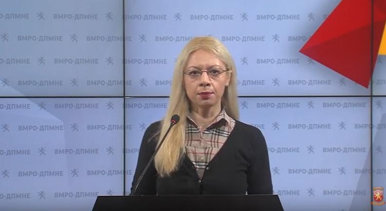 Андоновска: Скандал со набавката на вакцини за сезонски грип, воведен критериум кој фавозира една веледрогерија