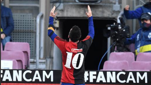 Кралскиот клуб се сомнева дека со договорот на Меси Барса го нарушила финансискиот фер-плеј