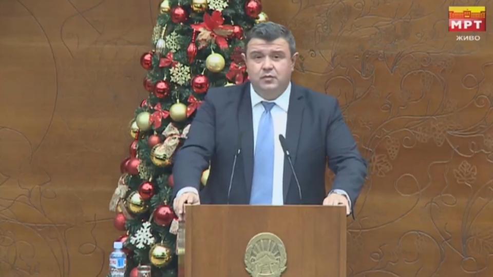 Мицевски: Законот за попис е со низа недоследности, а владејачкото мнозинстово прави злоупотреба на европското знаменце