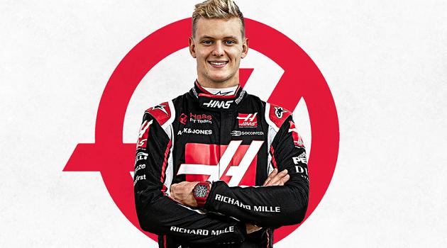Михаел Шумахер може да биде горд, Мик Шумахер доаѓа во Формула 1