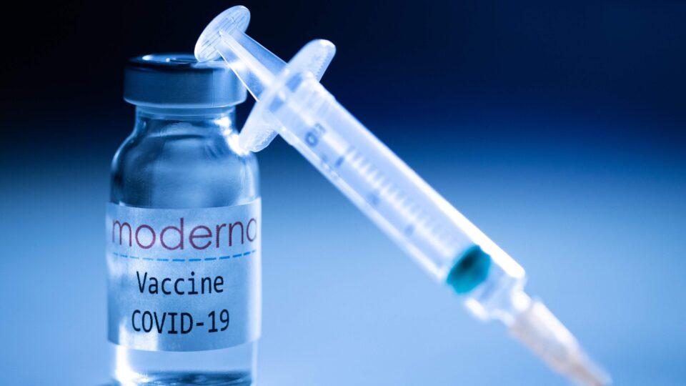 """Британија ја одобри вакцината на """"Модерна"""""""