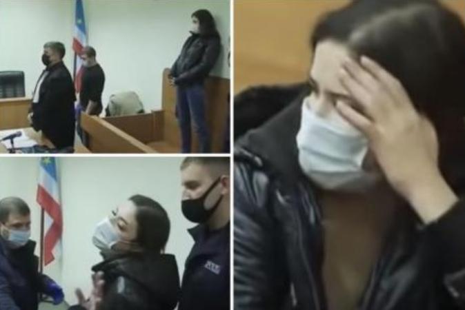 Ќерка од пеколот: Ана ја уб*ла својата мајка на уж*сен начин, а на суд се смееше (ВИДЕО)