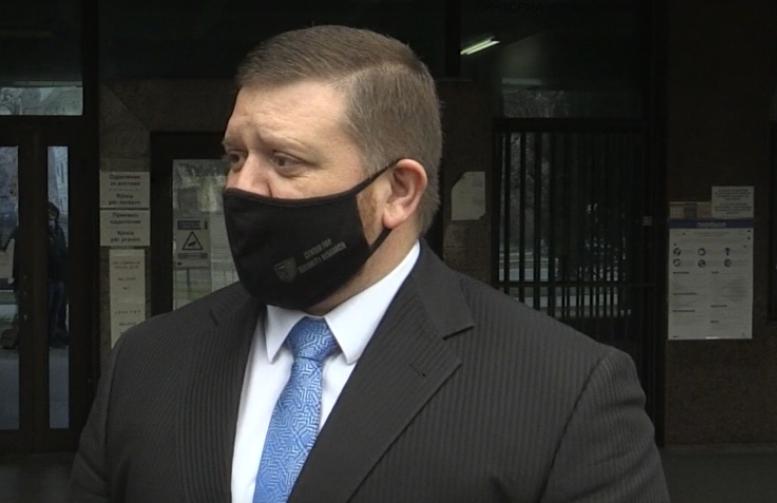 Шекеринска побегна од соочување на суд со Александар Нацев (ВИДЕО)