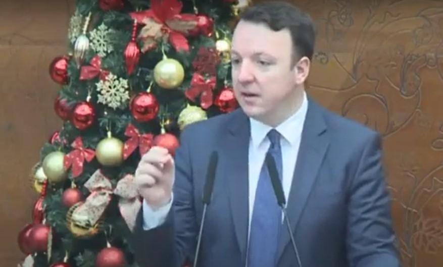 Николоски до Заев: Грешка е што потпишавте договор со Бугарија со кој историјата одлучува за иднината на Македонија и Македонците