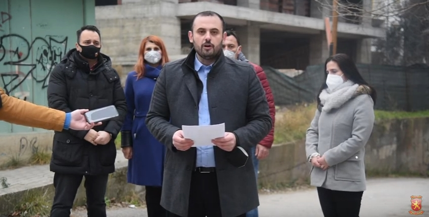 Ѓорѓиевски: Дали градоначалникот Темелковски дозволува нова дивоградба во Кисела Вода и екстра профит од 1,7 милиони евра?
