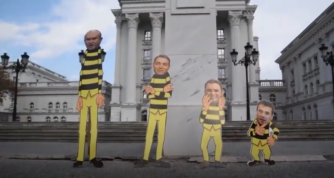 Пандов: Бандата далтони составена од Бучковски, Османи, Димитров и Заев се откажа од придавката македонски, ќе одговараат за велепредавство