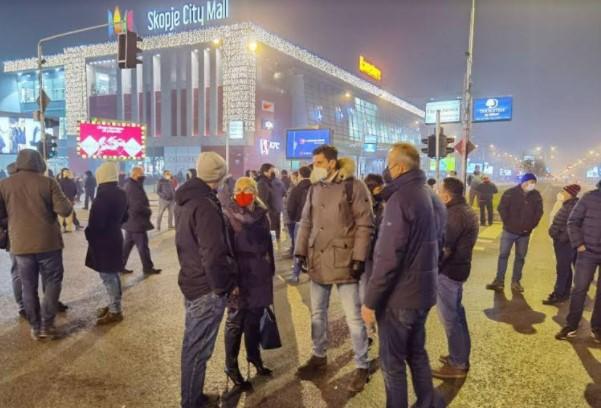 Јаревски: На Шилегов и Богоев малку им е што воздухот е веќе токсичен, па преминаа кон уништување на животната средина во Карпош