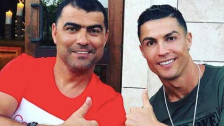 Братот на Роналдо под истрага