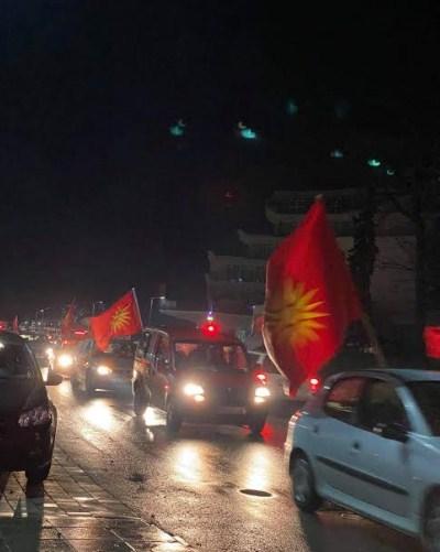 Струга и Ресен побараа оставка од Заев: Македонскиот народ не смее да дозволи Заев да посегне по историјата, јазикот и идентитетот (ФОТО)