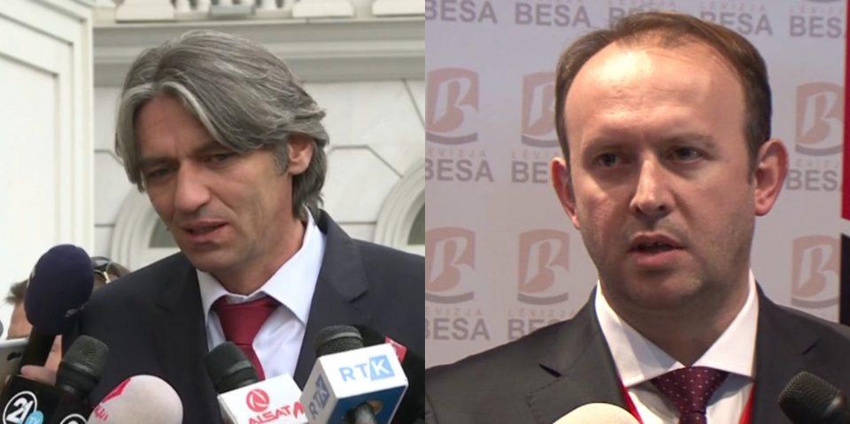 """""""100 дена лаги и загуби"""" – и албанската опозиција, Зијаден Села и Африм Гаши со критики за новата Влада"""