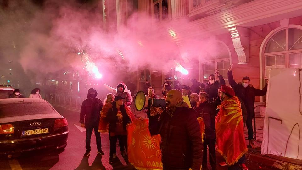 Михајловски: Нападнати сме од домашниот предавник, тоа е Заев, треба да го исфрлиме и да продолжиме да живееме горди