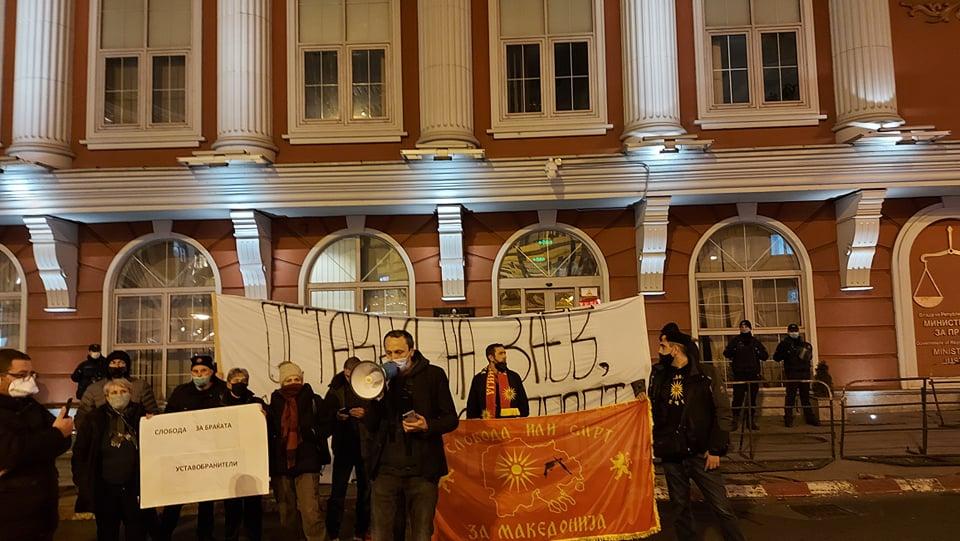 Петрушевски: Да му покажеме на Заев дека не може да си поигрува со македонската историја, затоа оставка за Заев!