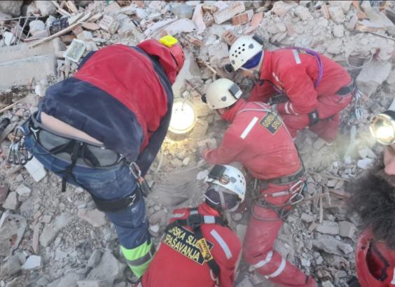 Тлото во Петриња не престанува да се тресе- денеска нов земјотрес