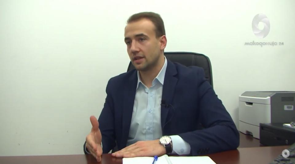Стојаноски: Треба да се намалуваат глобите но да не отидат спротивно на безбедноста на граѓаните на Македонија