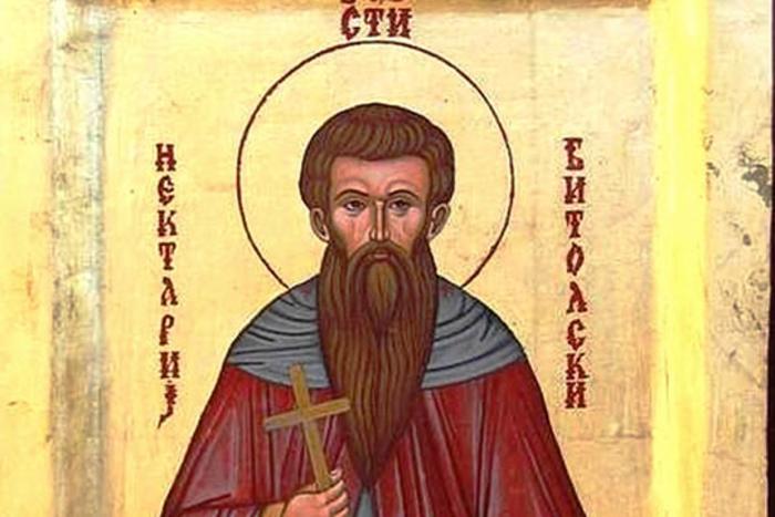 Се слави Св. Нектариј Битолски, значаен светител од Битола