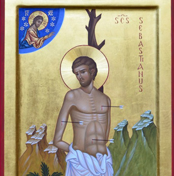 Ова е последниот светец кој се празнува во годината- тој е славниот Христов маченик,  еве го неговото значење