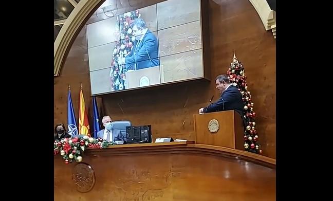Милошоски: Нервоза пред полноќ за 33,5 милиони евра шверцерски договор на Заев и Макпетрол (ВИДЕО)