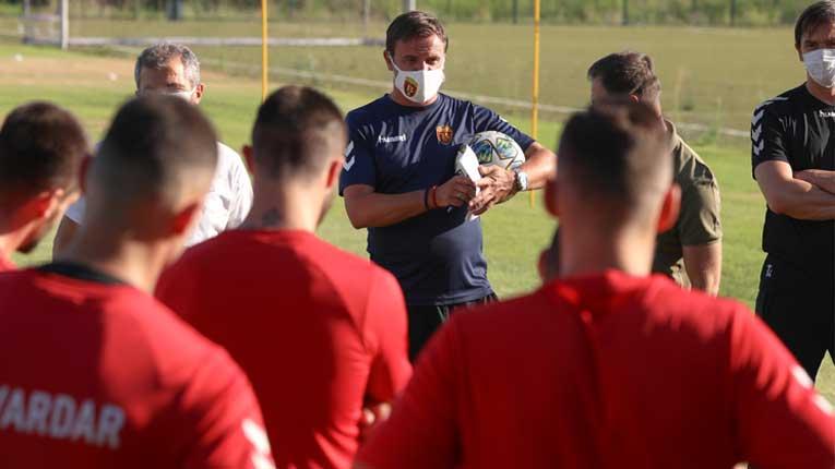 Васоски го напушти Вардар и стана нов тренер на Академија Пандев