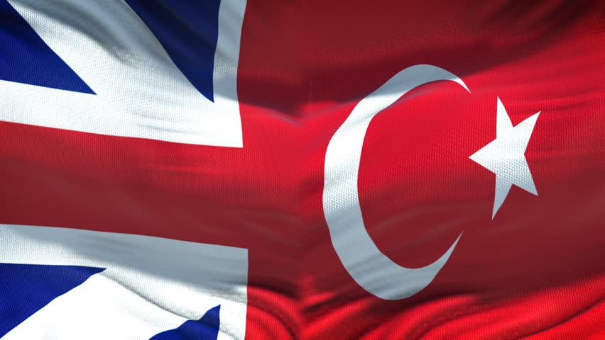 Велика Британија и Турција се подготвуваат утре да склучат договор за слободна трговија