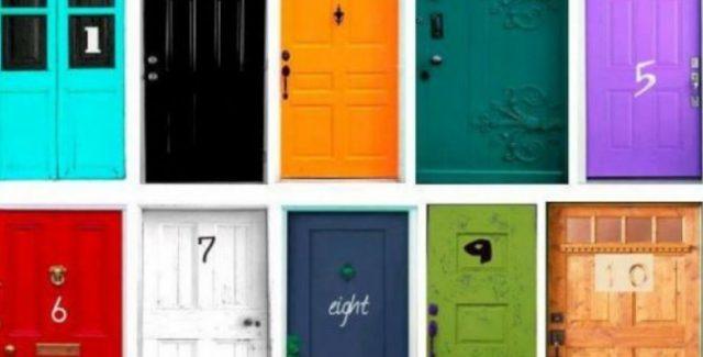 Изберете една врата и дознајте какви сте вие како личност (ФОТО)