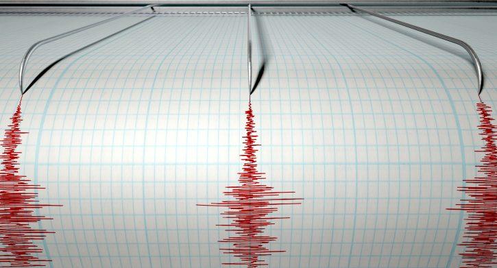 Серија земјотреси го тресеа регионот