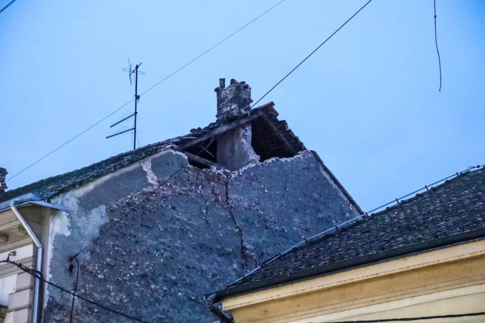 Сеизмолошка служба на Хрватска: Можни се нови потреси