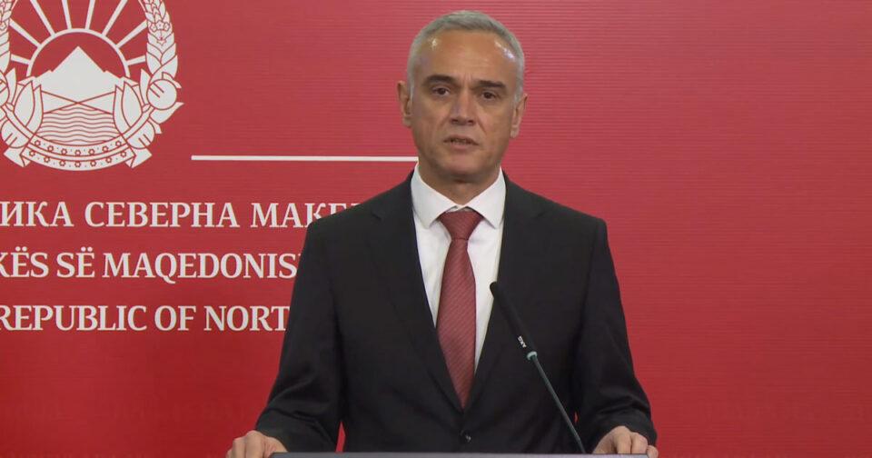 Зоран Атанасов најави оставка од функцијата директор на АХВ, ќе биде советник на премиерот