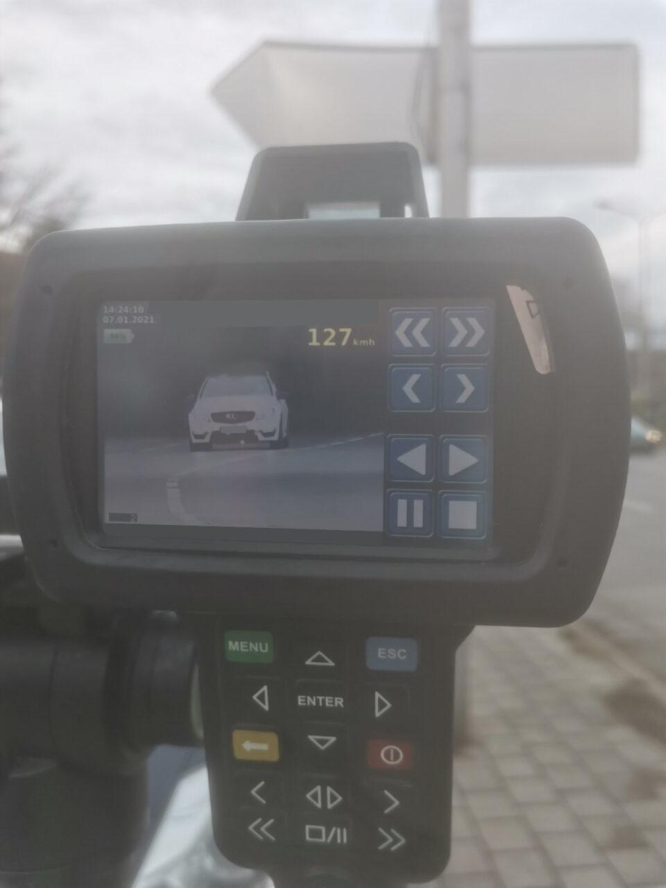 МВР: 80 санкции за брзо возење денеска во Скопје