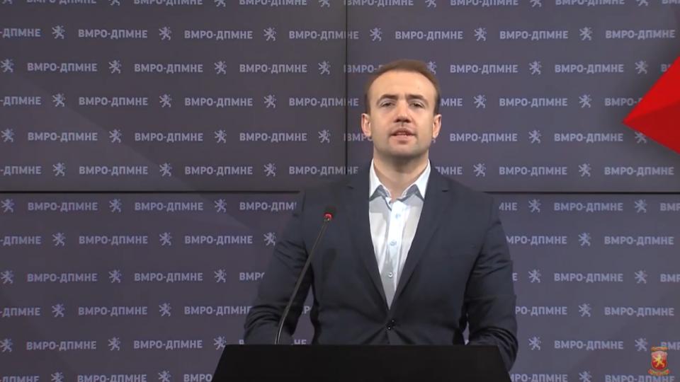 """Стојаноски: Заев е монструмот кој градеше кариера со лаги за случајот """"Монструм"""", треба да одговара"""