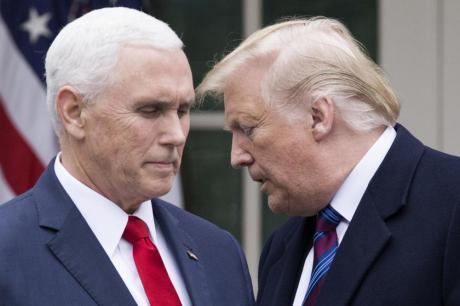 Пенс одлучи за судбината на Трамп: Тој нема да се покори на притисокот на демократите, 25-тиот амандман не е наменет за тоа
