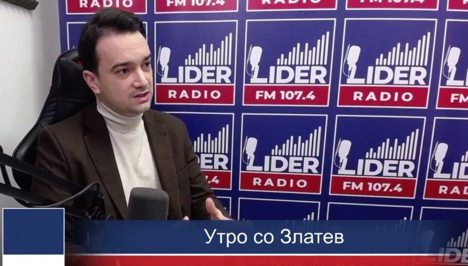 Нелоски: Проектите на градоначалниците на СДСМ ја покажуваат неспособноста на власта и обид да склучат повеќе криминални тендери