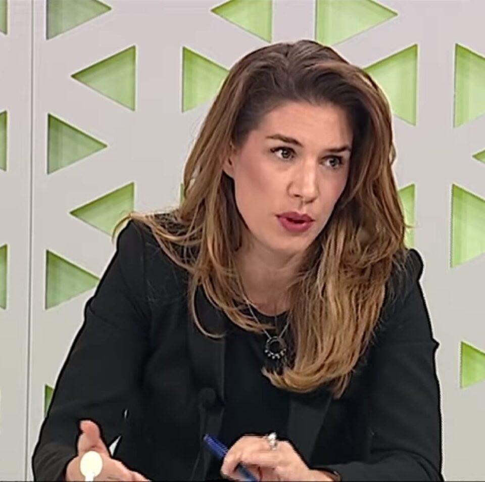 """Јосевска Атанасовска: Поради пиарски булшит правите грешки со жртви од """"Јавна соба"""""""