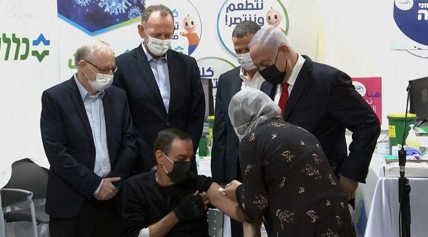Израел веќе вакцинирал повеќе од 10 отсто од своето население