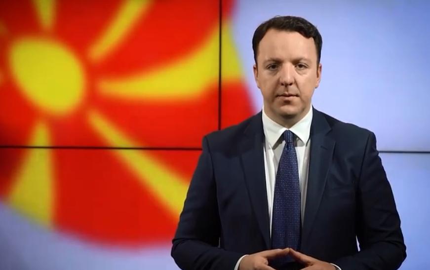 """Николоски за случајот """"Меѓународен сојуз"""" и Царовска: Тоа се истите бандити од криминалната шема на чело со Зоран Заев"""