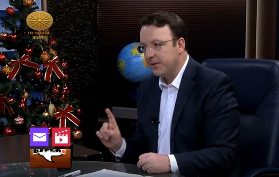 """Николоски: СДСМ води најскапа кампањa до сега – """"сите сме исти"""" со цел да го збуни и излаже народот"""