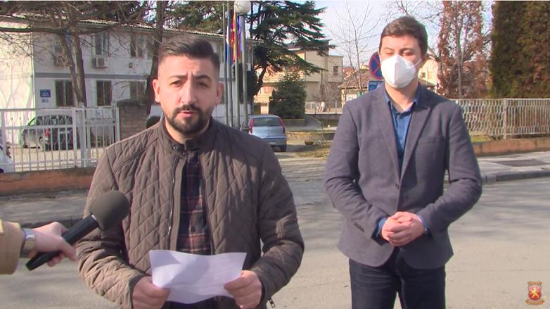 Апостолоски: За само 8 месеци Наумоски на шверцерски начин сака да донесе нови 25 ДУП-ови во Ѓорче Петров