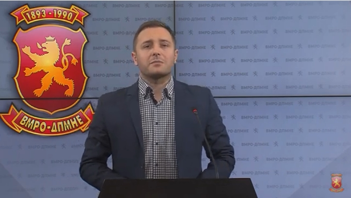 Арсовски: Советник од СДСМ за три години земал стотици илјади евра од тендери