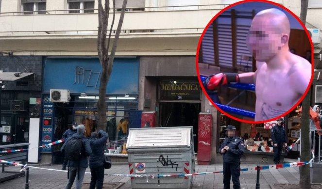 ПУКАЊЕ СРЕД БЕЛГРАД : Ранет е млад човек кој што на српската јавност и е многу познат – поврзуван е со убиство