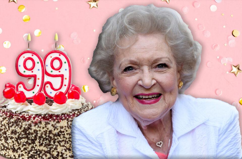 """""""Сега можам да останам будна до колку сакам без да барам дозвола"""" – како филмската ѕвезда Бети Вајт го прослави својот 99 роденден ?"""
