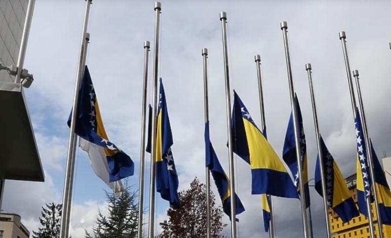Во Босна прогласен Ден на жалост по смртта на осумте тинејџери