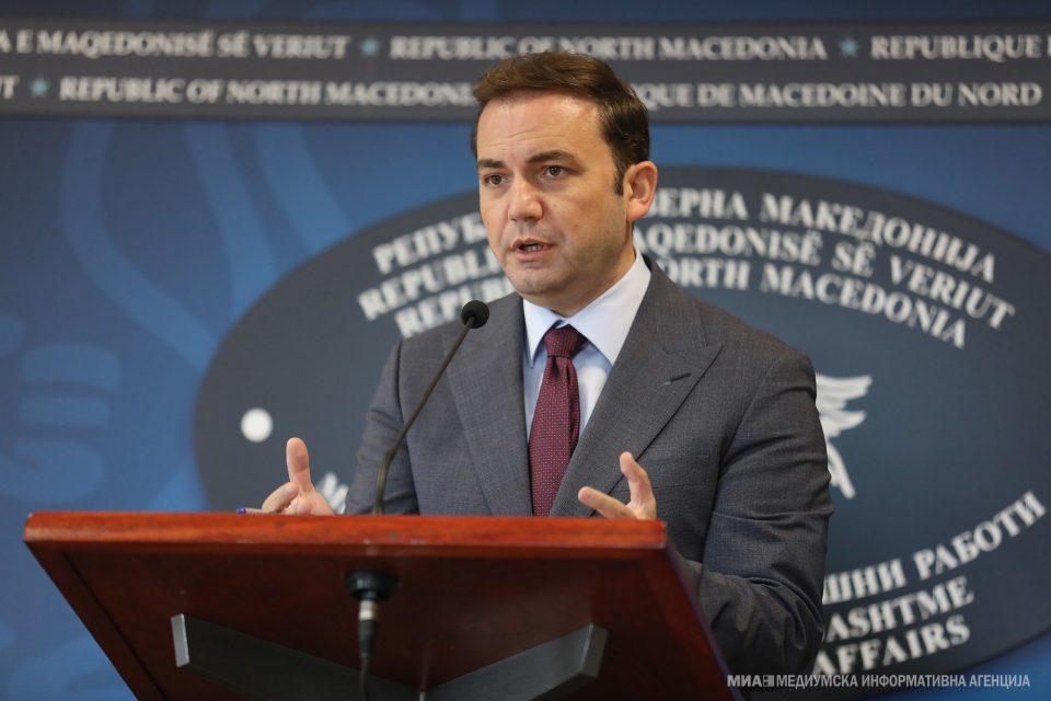 Милошоски: Османи може да менува само статут на ДУИ, македонскиот Устав не е предмет на поткусурување