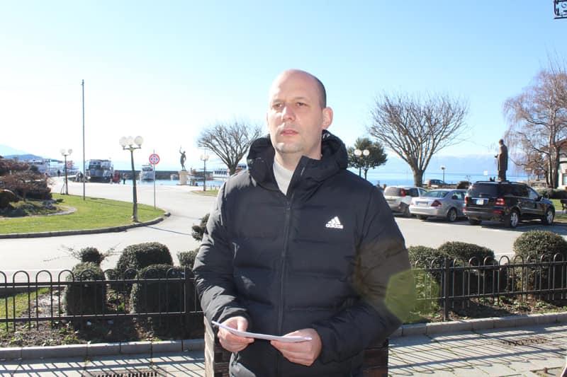 Донев: Георгиески доби партиска наредба од СДСМ да реализира нови 32 вработувања во општина Охрид кои граѓаните ќе ги чинат над 200.000 евра годишно