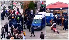Пет години затвор за лицето кое го запали бугарското знаме во Вевчани?!
