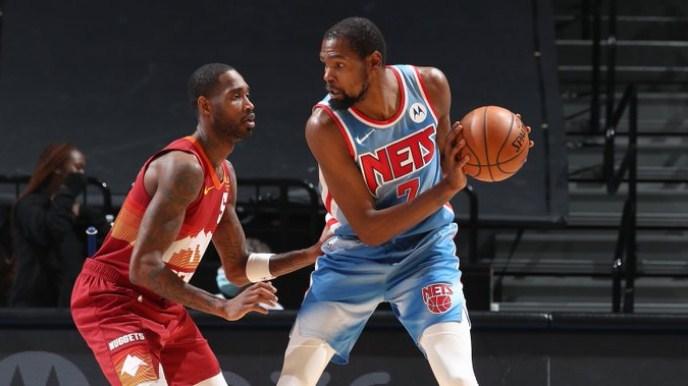 Дурант се искачи на 28. место по број на поени во историјата на НБА
