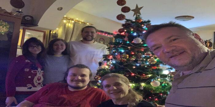 Наско, синот на Зоран Џорлев ја објави последната заедничка семејна фотографија
