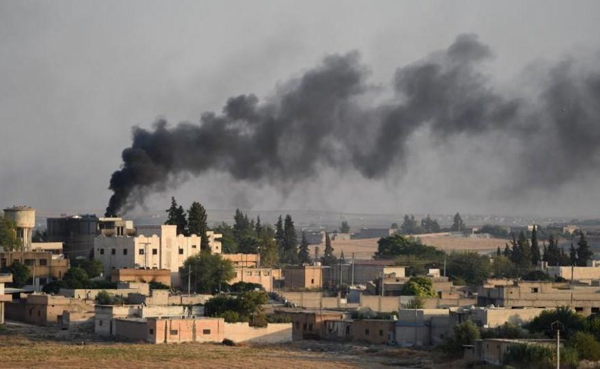 Пет лица загинаа при експлозија на автомобил-бомба во Сирија