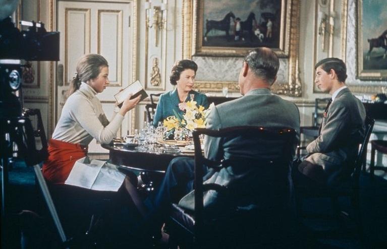 Кралицата Елизабета го забрани овој документарец, но по 50 години сите гледаа што сакала да сокрие