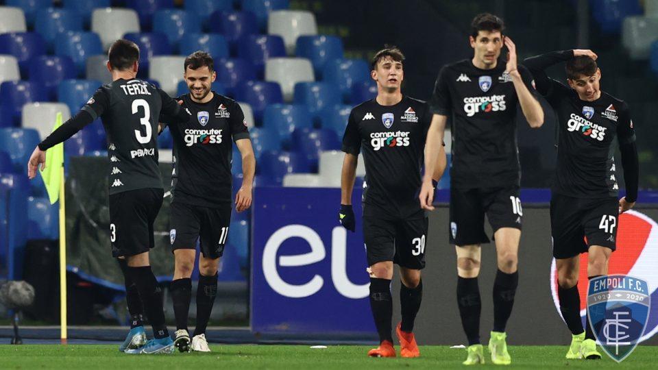 ФОТО: Нов скандал во Италија, на тројца играчи на Емполи им беше забранет настап против Наполи