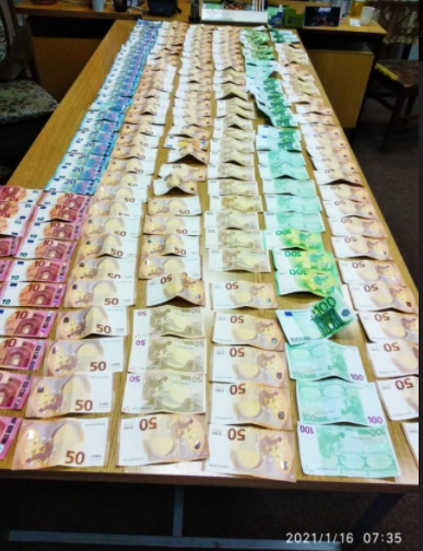 Приведено лице од беровско, самоволно фингирало изнуда за да земе 10.000 евра од својот татко