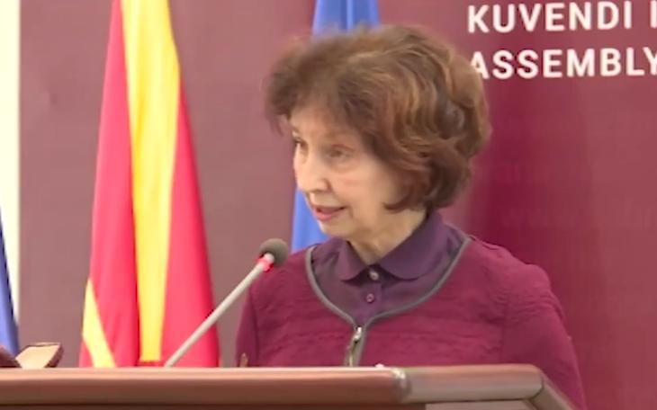 Давкова: Деновиве се изнаслушавме политички изјави за евентуалниот резултат од пописот, чуму тогаш ни е попис ако веќе се знае резултатот?